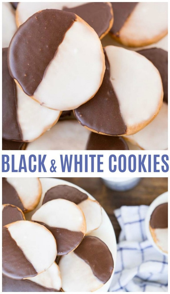 black and white cookies nyc