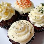 Meatloaf Cupcakes with Mashed Potato Buttercream