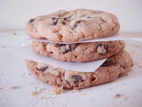 Jacques Torres' Chocolate Chip Cookies Recipe