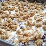 Chobani Cranberry Oatmeal Bars