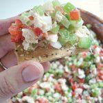 Tuna Pepper Salad