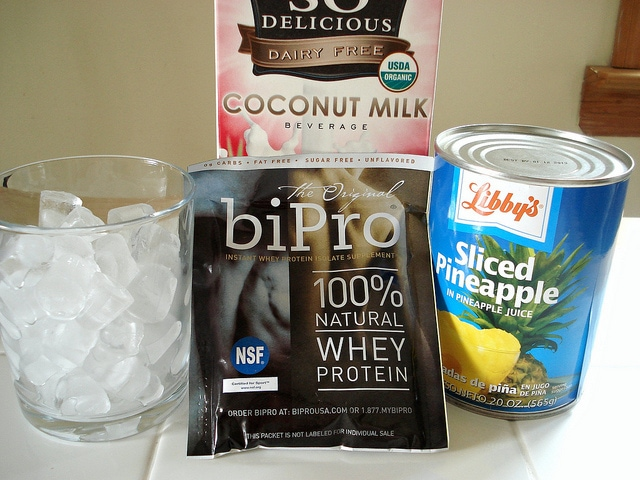 BiPro Protein Pina Colada