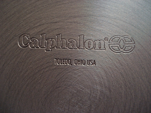 Calphalon Contemporary 10-Piece Bronze Anodized Edition Nonstick