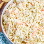 Homemade Simple Coleslaw Recipe
