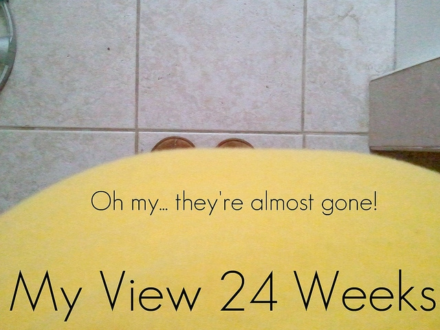 Pregnancy 24 weeks
