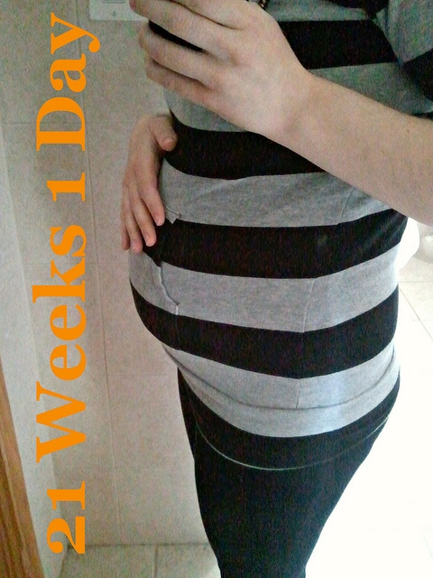 Pregnancy 21 Weeks