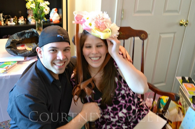 Baby Shower - Daddy and Mommy!