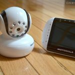"Motorola MBP 36 Remote Wireless Video Baby Monitor with 3.5"" Color LCD Screen Review"
