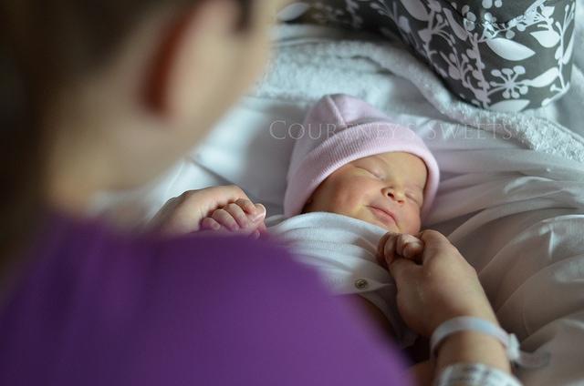 Sweet Baby's Birth Story