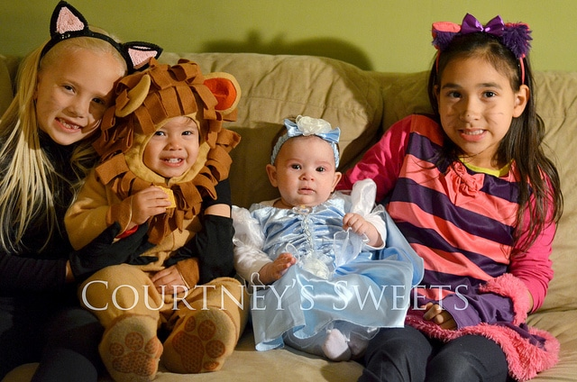 Sweet Baby's First Halloween