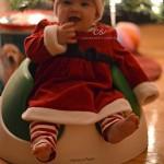 Baby's First Christmas with Mamas & Papas Baby Snug
