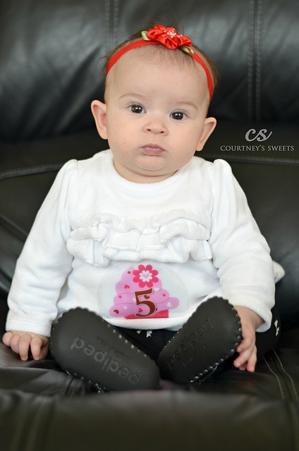 Sweet Baby 5 Months!