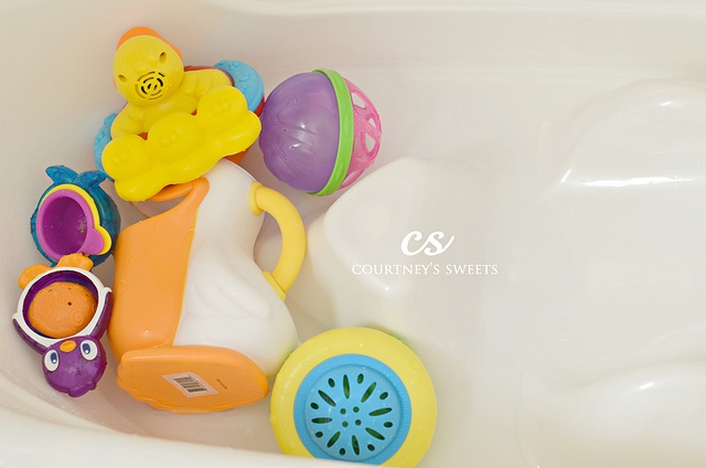Baby Bath Toy Organizer