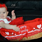 Sweet Baby's First Valentine's Day!