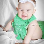 Sweet Baby's First St. Patrick's Day!