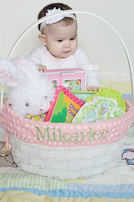 Sweet babys first easter courtneys sweets sweet babys first easter negle Image collections