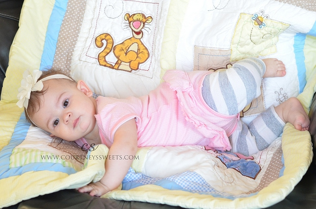 Sweet Baby 9 Months Old