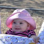 Swingin' Smart Keeps Baby Germ Free