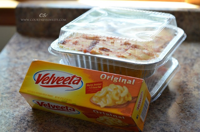 Velveeta Cheesy Salsa Lasagna Recipe
