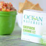 Lemon Pepper Tuna Salad with Ocean Naturals Wild Premium Tuna