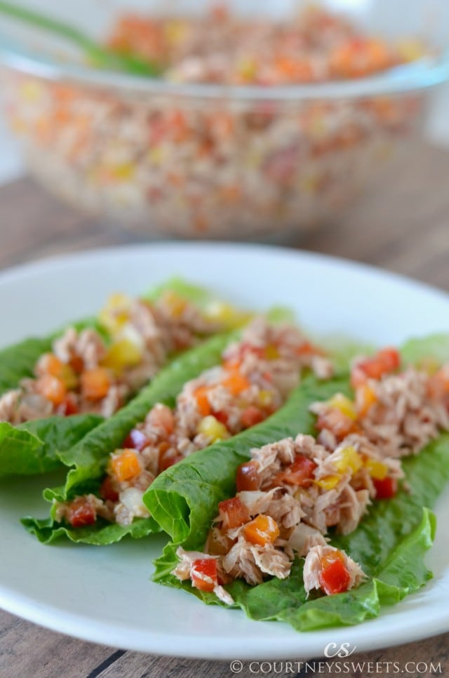 Lemon Pepper Tuna Salad #shop (5)