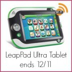 leappad ultra tablet giveaway