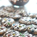 Baked Goods with M&M Candies