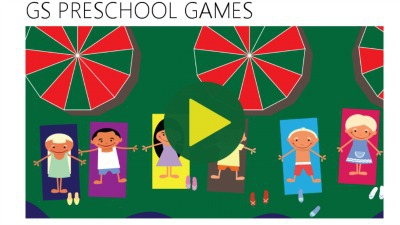 gs preschool games