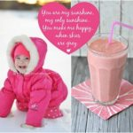 Be My Valentine Smoothie | FPIES + Kid Friendly Valentine's Day Recipe