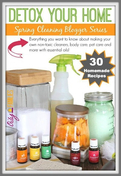 detox your home spring cleaning
