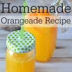 Fresh Squeezed Orange Juice  Homemade Orangeade