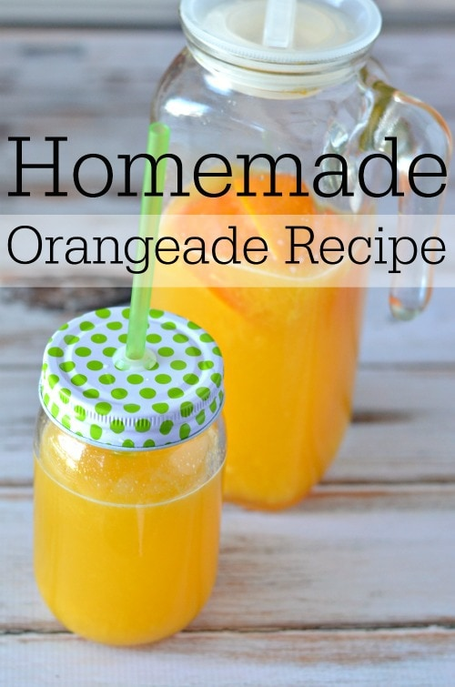 Fresh Squeezed Orange Juice  Homemade Orangeade