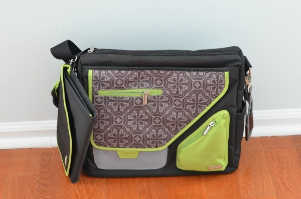 jj cole metra diaper bag