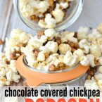 Chocolate Covered Chickpea popcorn #JackRyanBluRay #shop