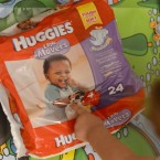 Huggies Little Movers Double Grip Strips
