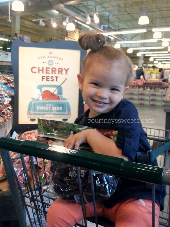 cherry sale at whole foods