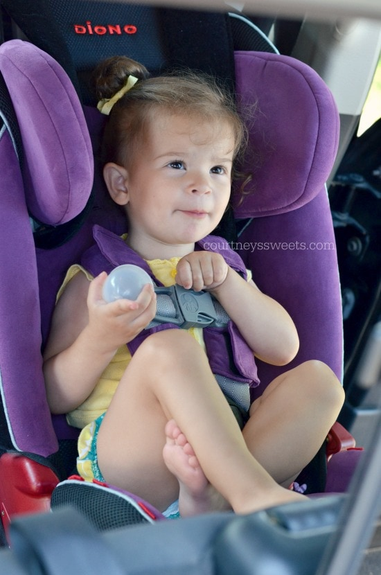 Diono Radian RXT Convertible Car Seat Review & Giveaway