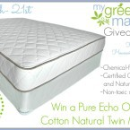 green mattress giveaway