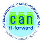 Ball® Can-It-Forward Event | Saturday August 16, 2014