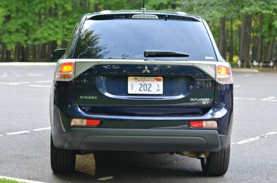 The 2014 Mitsubishi Outlander