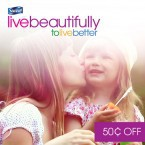 Suave Live Beautifully To Live Better | Money Saving Coupons