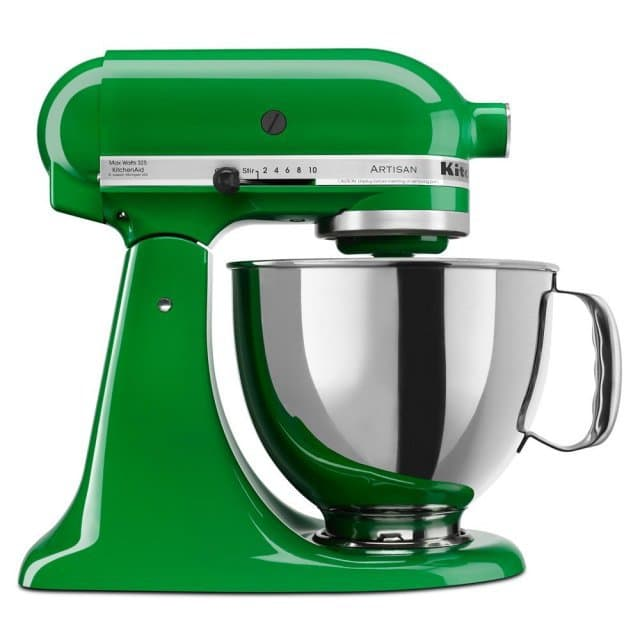 Kitchenaid artisan 5 quart stand mixer giveaway courtney 39 s sweets - Kitchenaid artisan qt stand mixer attachments ...