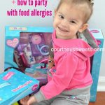 Birthday Party Ideas and Tips for Children with Food Allergies