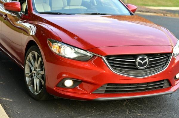 2015 Mazda6 Review