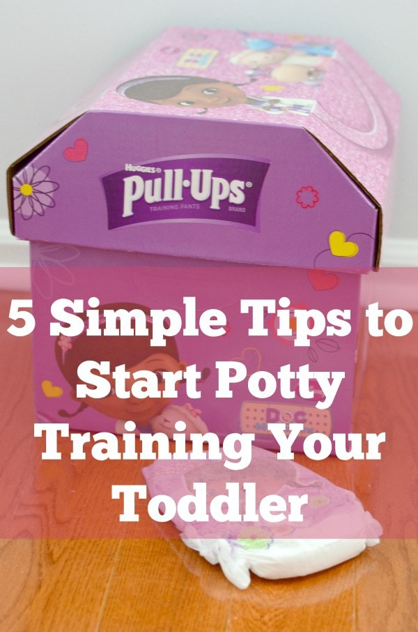 5 Simple Tips to Start Potty Training Your Toddler | Pull-Ups® Big Kid Academy