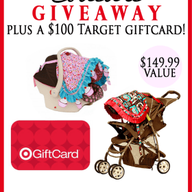 Stroller Shadez Couture, PLUS $100 Target gift card giveaway