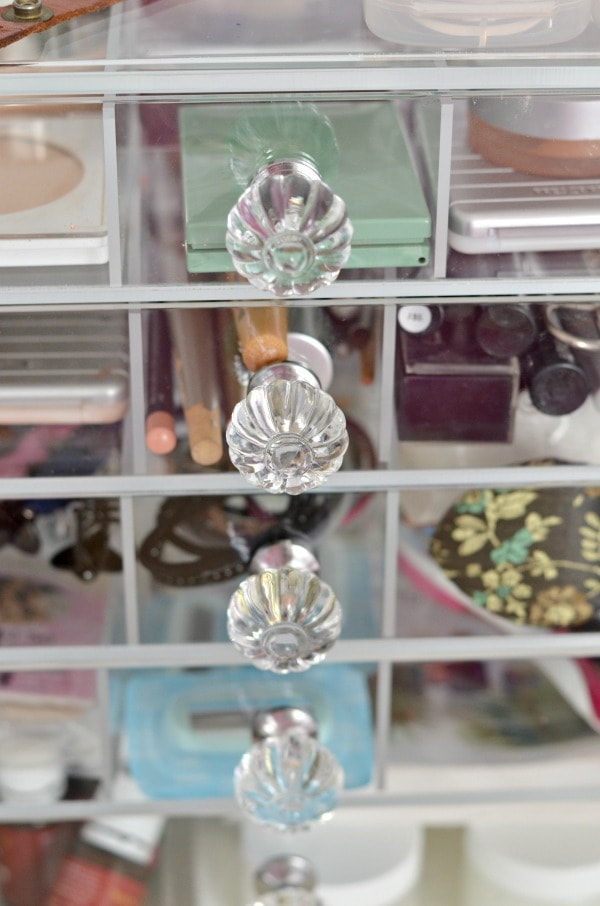 Ultimate Makeup and Jewelry Organizer + More   TwinLilies Cutie Cube