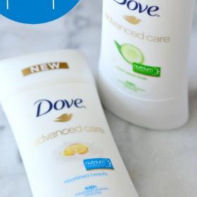 Dove Advanced Car Deodorant (printable money saving coupon $2 off)