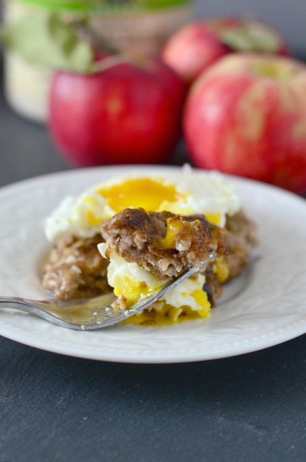 Maple & Apple Pork Breakfast Sausage Patties