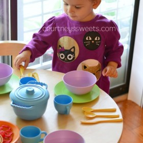 Green Toys Kitchen Play   Chemical Free Toys